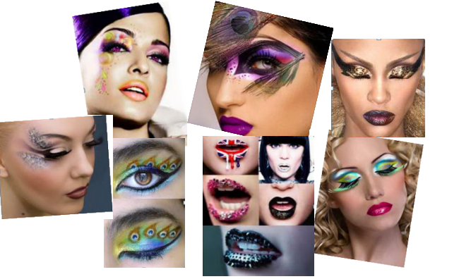 Makeup Inspiration in Beauty School1