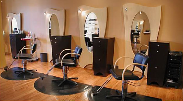 Salon Furniture and Design