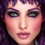 Beauty Tip - Violet Blush