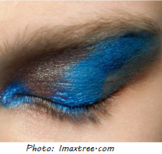 Fall trends- Butterfly eyeshadow
