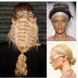 Spring Hair Trend - Bobby Pins