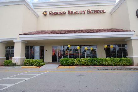 empire beauty school opens eco conscious campus west palm beach fl