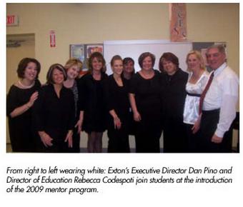 exton teams hair cuttery mentor program