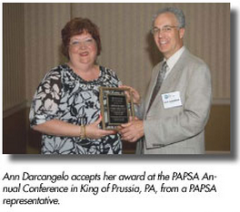 papsa awards empires instructor year