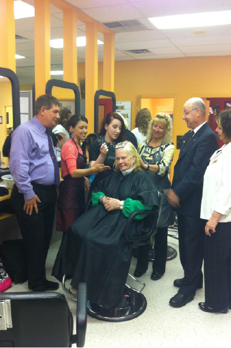 pennsylvania lawmaker visits empire beauty school campus