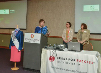 harrisburg students staff honored dress success