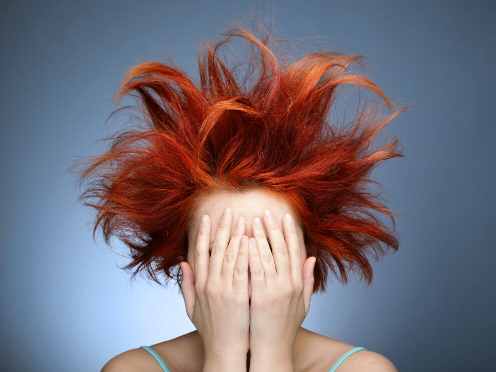 Resultado de imagen para hair gone wrong