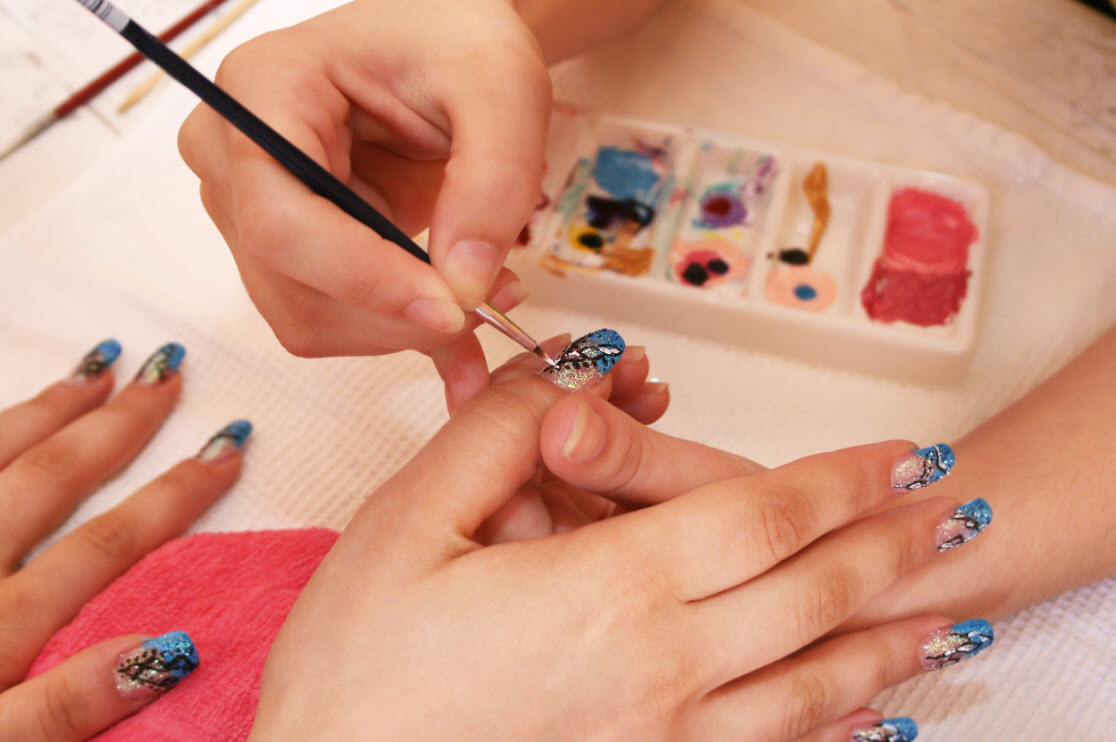 Nail Technician college now program