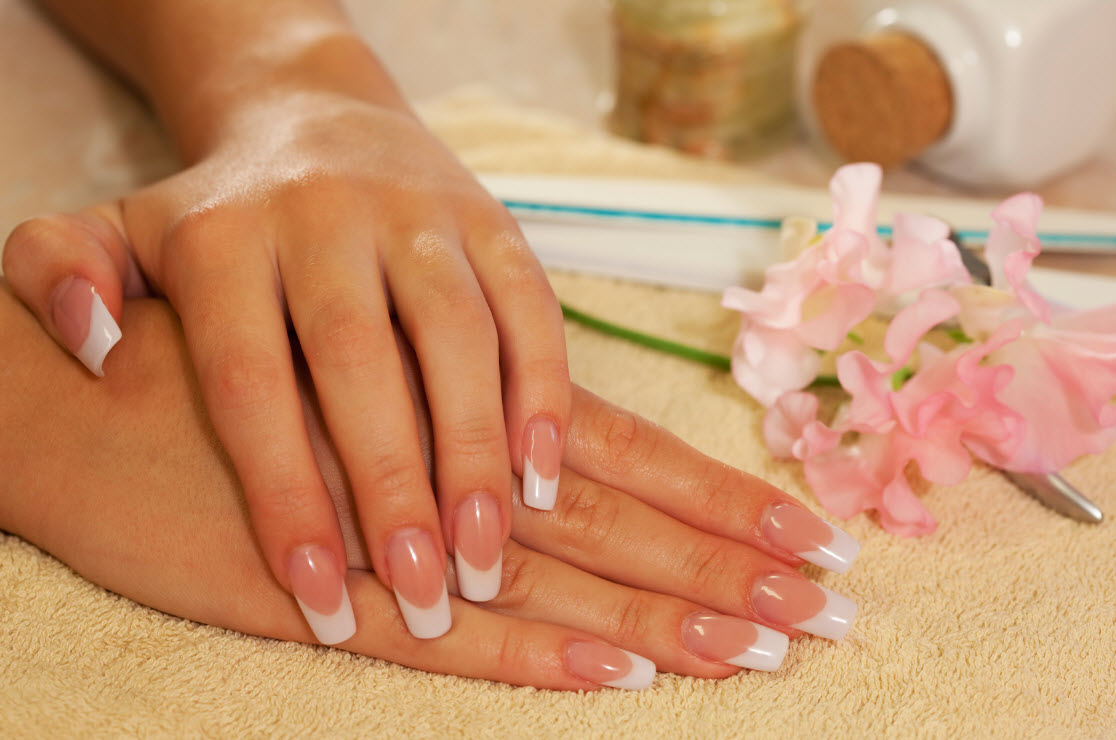 Nail-biters Anonymous (12 Step program to beautiful nails )