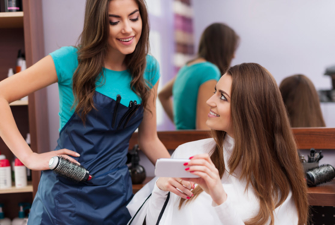 How to communicate with your guest on their hair care needs - Stylistics hair salon ...