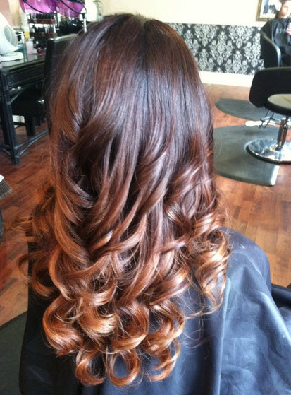 Discussing Hair Color Trends with Your Stylist