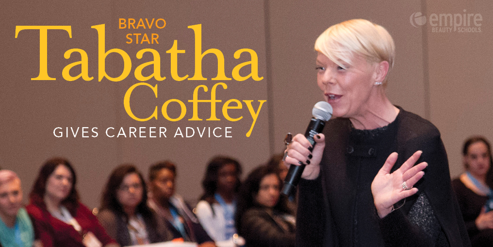 bravo star tabatha coffey career advice