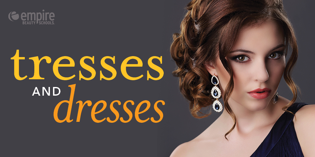 Tresses and Dresses: How to Pick Your Perfect Prom Hairstyle