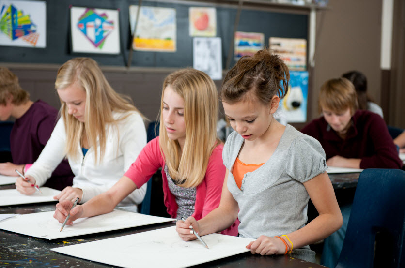 Top 3 High School Classes to Prepare You for Beauty School