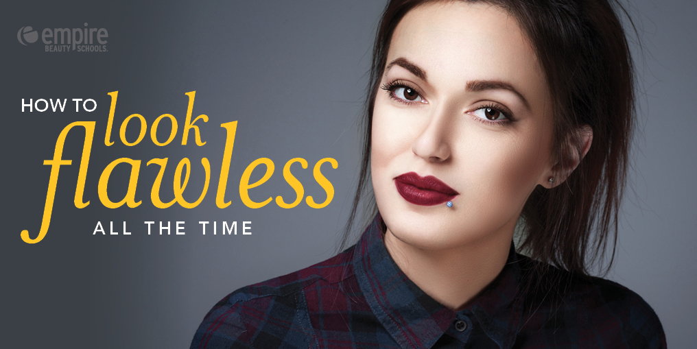 how to get a flawless makeup look