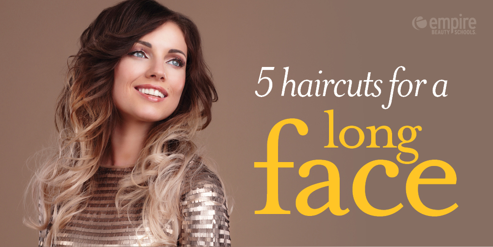 The 5 Best Haircuts For Long Faces
