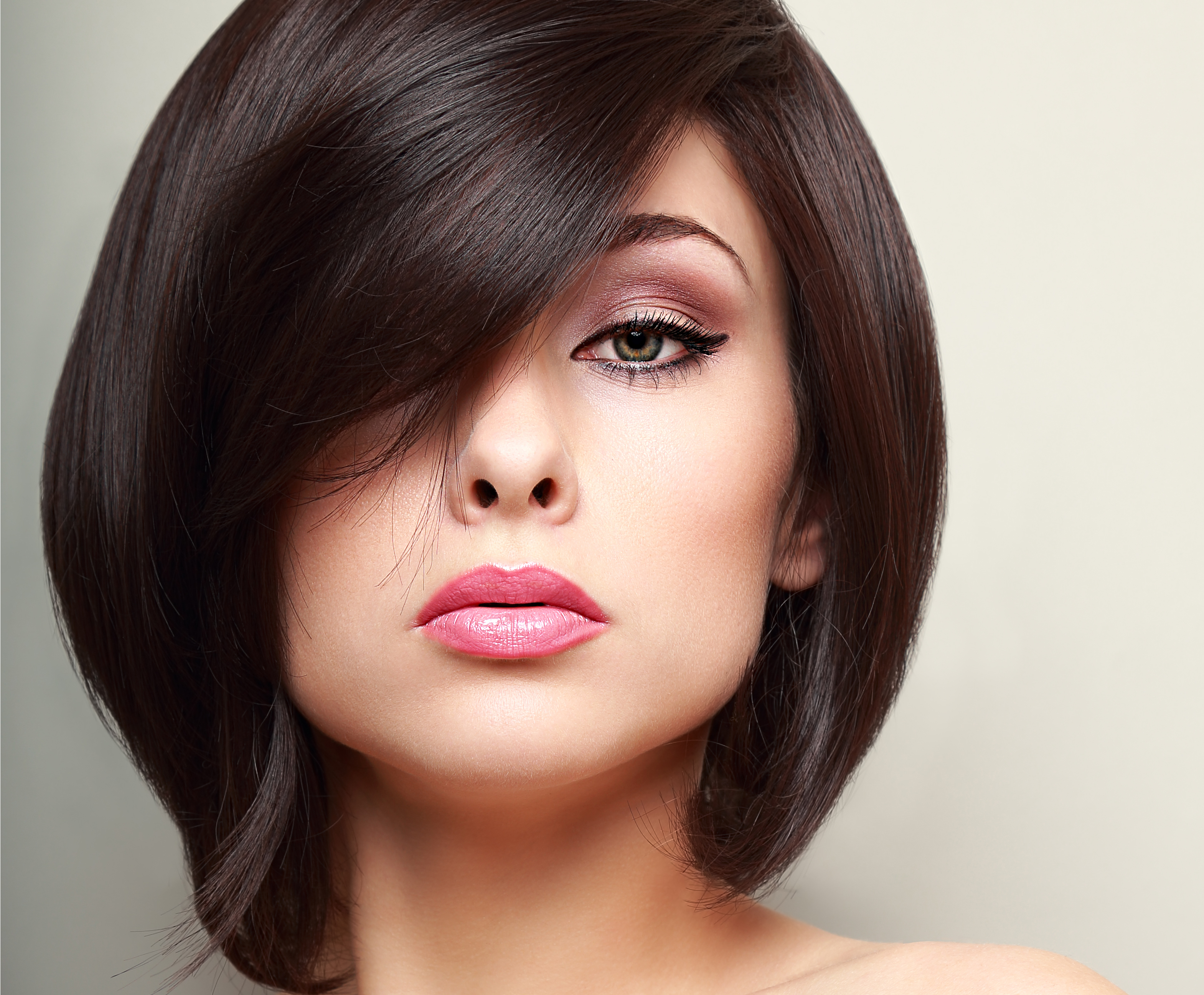 4 Haircuts For A Round Face