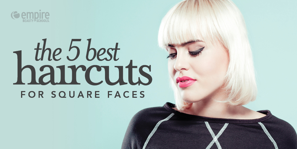Stupendous The Best Haircuts For Square Faces Hairstyle Inspiration Daily Dogsangcom