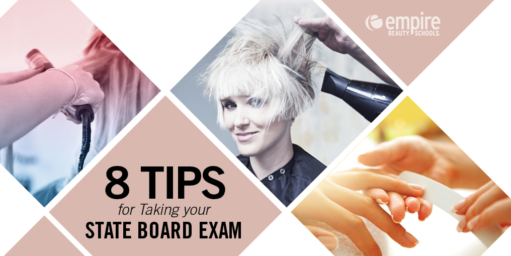 8 Tips For Taking Your State Board Exam