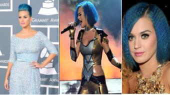 Katy Perry Grammy