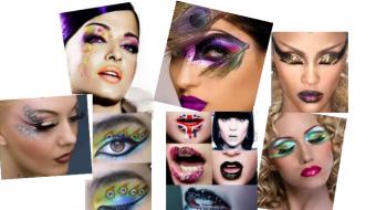 Makeup Inspiration in Beauty School1