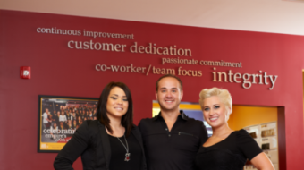 Modern Salon Excellence in Education
