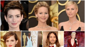 Oscar Fashion and Beauty