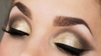 makeup how- smokey eye