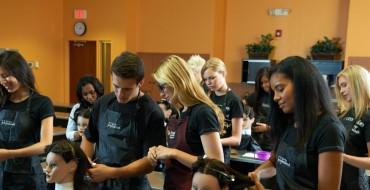 Cosmetology school versus college