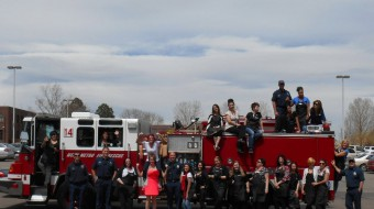 First Responders Day 2014 - Beauty School