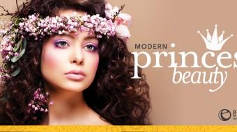 Modern Princess Beauty