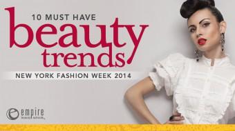 NYFW Fashion Trends Spring 2015