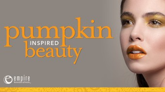 Pumpkin Inspired Beauty
