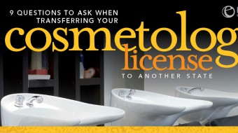 Transferring your Cosmetology license to another state