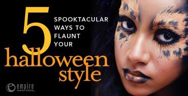 5 Halloween Beauty Styles