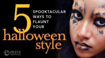 5 Halloween Beauty Styles