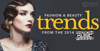 2014 AMAs Fashion & Beauty Trends