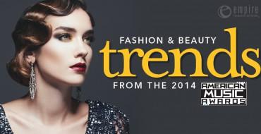 2014 AMAs Fashion & Beauty Trends