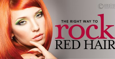 How to Rock Red Hair