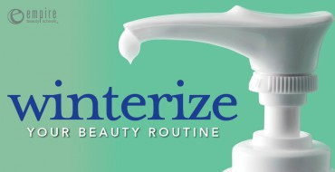 Winterize your beauty routine