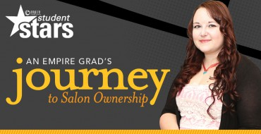 Empire Grad's journey to salon ownership