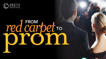From Red Carpet to Prom