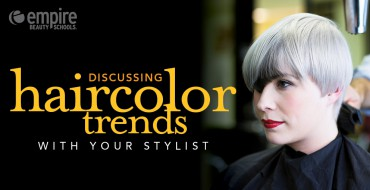 Discussing Haircolor Trends