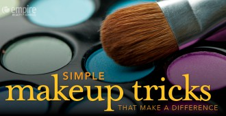 Simple Makeup Tricks