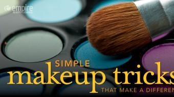 Simple Makeup Tricks