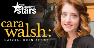 Empire Student Star-Cara Walsh
