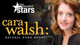 Empire Student Star-Cara Walsh