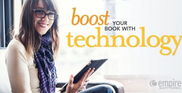 Boost Your Book with Technology