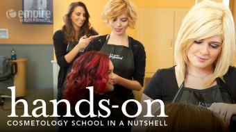 Cosmetology-hands-on