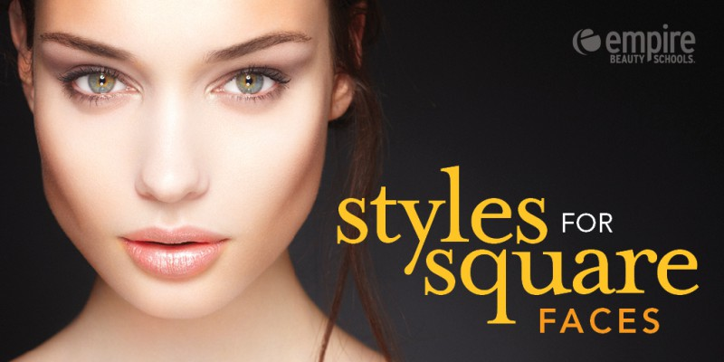 Styles For Square Faces